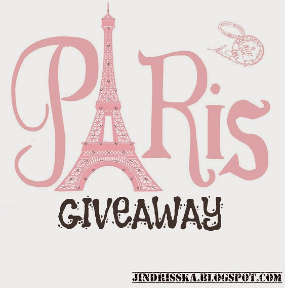 Paris Souvenirs Giveaway by JINDRISSKA!!